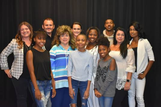 Cast of When Dance Meets Music